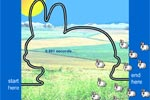 Курсор любит зайца